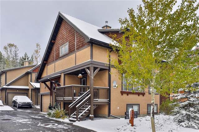 109 Armstrong Place Place #703, Canmore, AB T1W 3L2 (#C4272297) :: Canmore & Banff