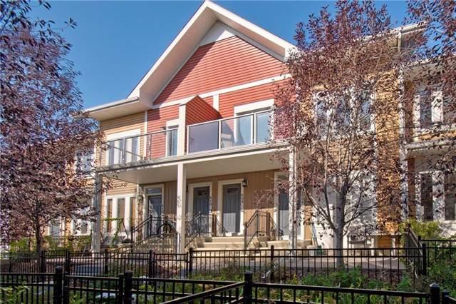 608 Auburn Bay Square SE, Calgary, AB T3M 0Y9 (#C4272302) :: Redline Real Estate Group Inc