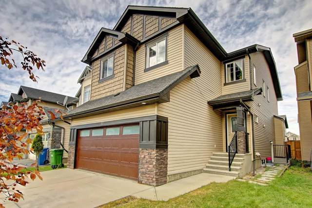 37 Skyview Shores Crescent NE, Calgary, AB T3N 0C4 (#C4272308) :: Redline Real Estate Group Inc
