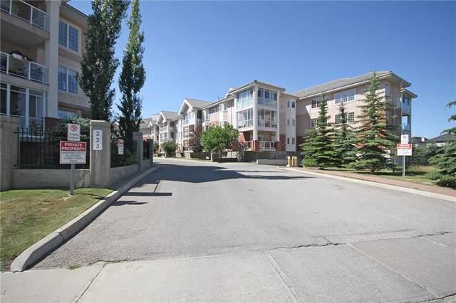 223 Tuscany Springs Boulevard NW #390, Calgary, AB T3L 2M2 (#C4272318) :: Redline Real Estate Group Inc