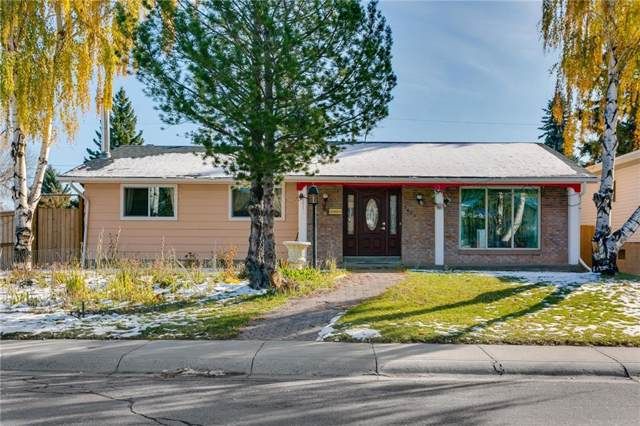 5470 Silverdale Drive NW, Calgary, AB T3B 3M8 (#C4272319) :: Canmore & Banff