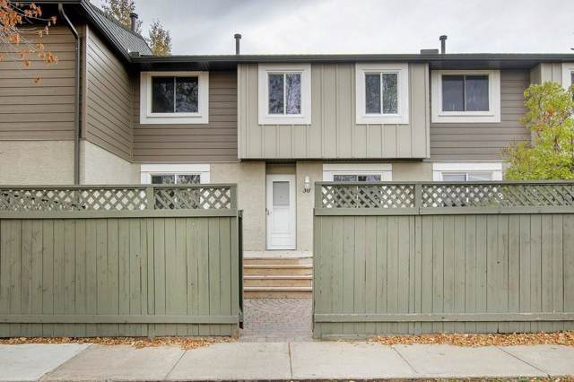 4936 Dalton Drive NW #30, Calgary, AB T3A 2E4 (#C4272326) :: Redline Real Estate Group Inc
