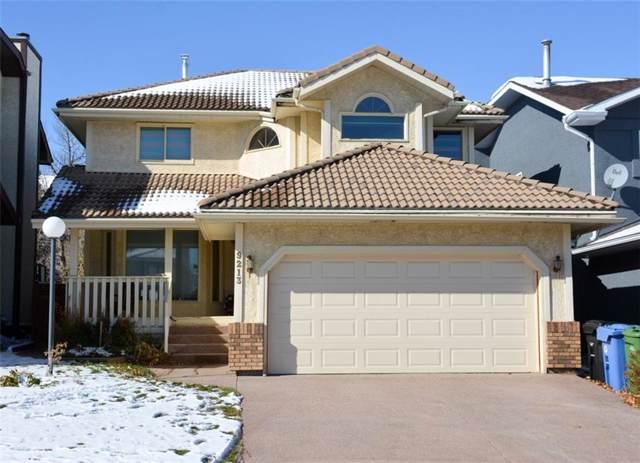 9213 Santana Crescent NW, Calgary, AB T3K 3N1 (#C4272338) :: Redline Real Estate Group Inc