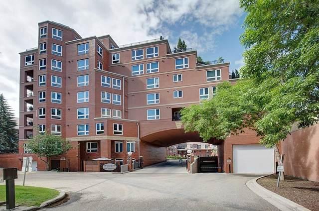 400 Eau Claire Avenue SW #5202, Calgary, AB T2P 4X2 (#C4272342) :: The Cliff Stevenson Group