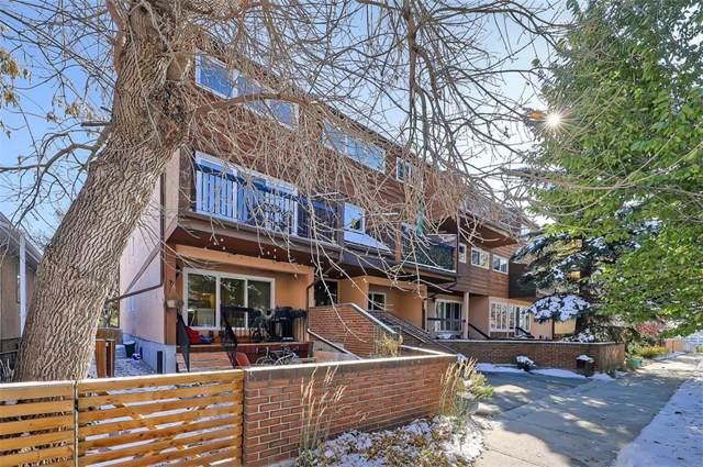 722 4A Street NE #6, Calgary, AB T2E 3W1 (#C4272343) :: Redline Real Estate Group Inc