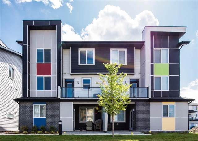 350 Redstone Street NE #101, Calgary, AB T3N 1M6 (#C4272346) :: Redline Real Estate Group Inc