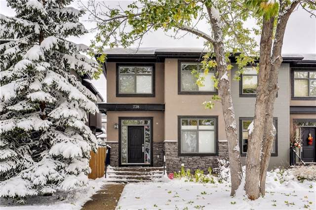 738 21 Avenue NW, Calgary, AB T2M 1K2 (#C4272350) :: Redline Real Estate Group Inc