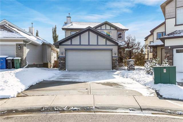176 Cimarron Park Circle, Okotoks, AB T1S 2H5 (#C4272363) :: Redline Real Estate Group Inc