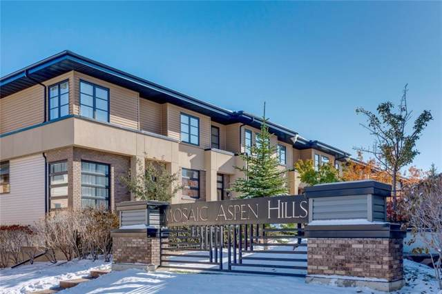 111 Aspen Hills Villa(S) SW, Calgary, AB T3H 0H7 (#C4272371) :: Redline Real Estate Group Inc