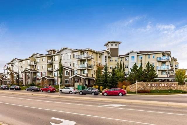 10 Auburn Bay Link SE #104, Calgary, AB T3M 1Y8 (#C4272372) :: Calgary Homefinders