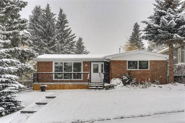 2708 Crawford Road NW, Calgary, AB T2L 1E1 (#C4272386) :: Redline Real Estate Group Inc