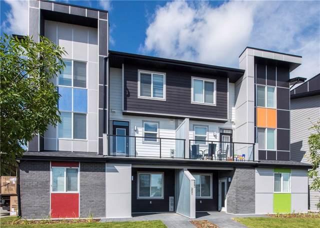 355 Redstone Walk/Walkway NE #204, Calgary, AB T3N 1M5 (#C4272393) :: Redline Real Estate Group Inc