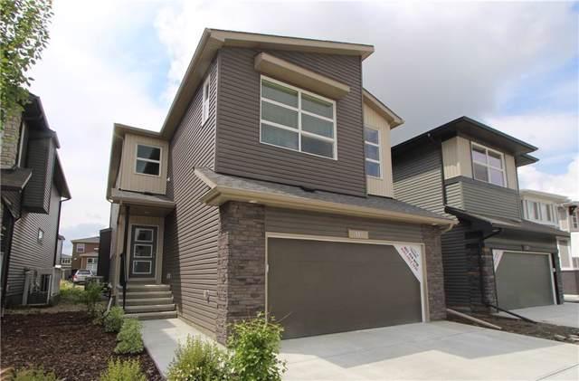 118 Cornerstone Circle NE, Calgary, AB T3N 1G9 (#C4272402) :: Redline Real Estate Group Inc