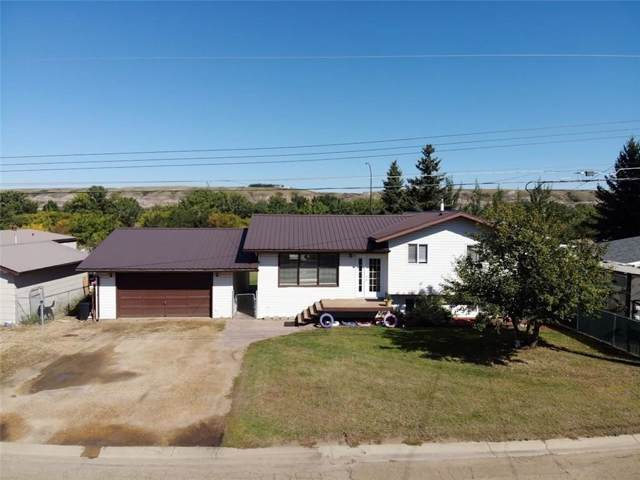 1612 4 Avenue SW, Drumheller, AB T0J 0Y2 (#C4272404) :: Redline Real Estate Group Inc