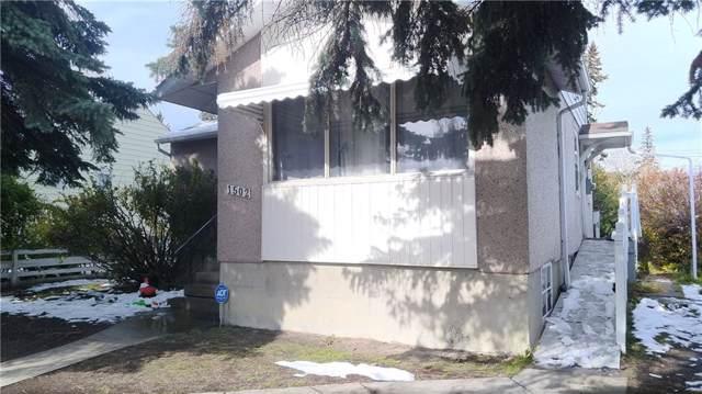 1502 22 Avenue NW, Calgary, AB T2M 1R1 (#C4272405) :: Calgary Homefinders