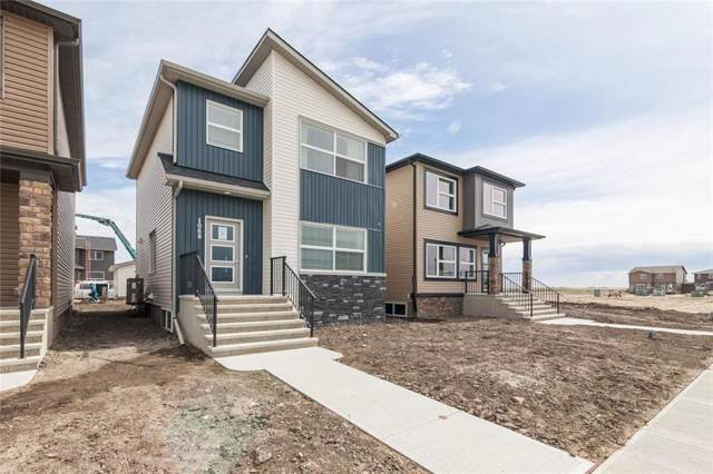 1068 Cornerstone Street NE, Calgary, AB T3N 1G8 (#C4272406) :: Redline Real Estate Group Inc