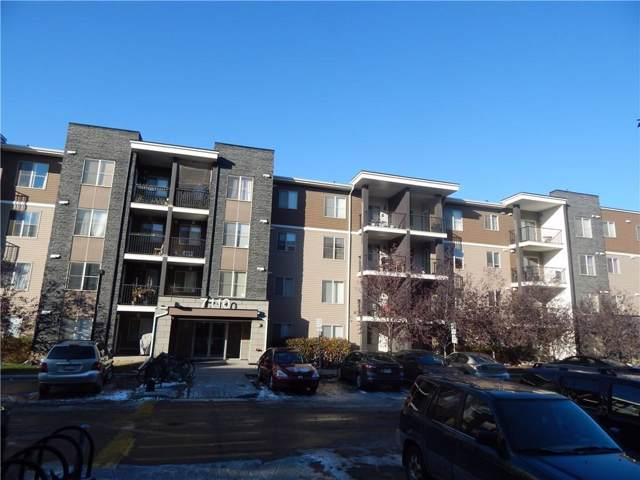 7110 80 Avenue NE #322, Calgary, AB T3J 0B5 (#C4272419) :: Redline Real Estate Group Inc