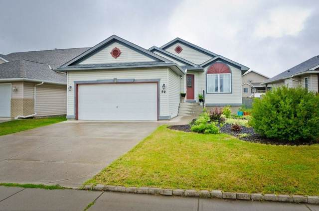 52 Hillview Drive, Strathmore, AB T1P 1S6 (#C4272426) :: Virtu Real Estate