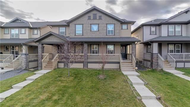 122 Skyview Ranch Manor NE, Calgary, AB T3N 0L9 (#C4272427) :: Redline Real Estate Group Inc