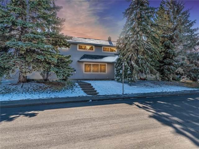 4525 31 Street SW #113, Calgary, AB T3E 2P8 (#C4272429) :: Virtu Real Estate