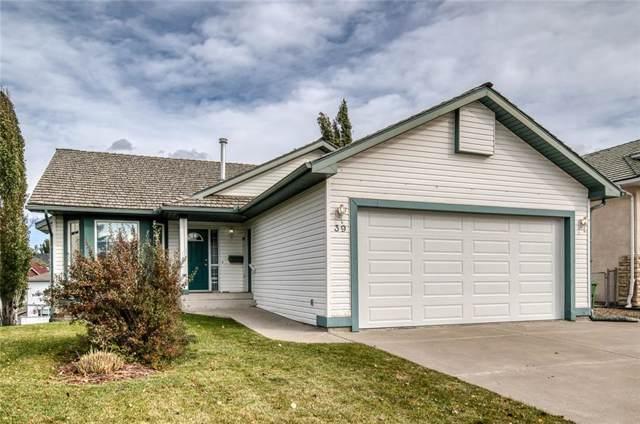 39 Strathmore Lakes Way, Strathmore, AB  (#C4272430) :: Calgary Homefinders