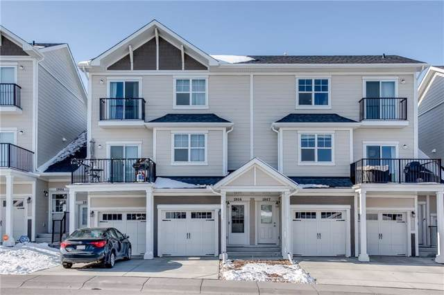 881 Sage Valley Boulevard NW #1906, Calgary, AB T3R 0R3 (#C4272435) :: Redline Real Estate Group Inc