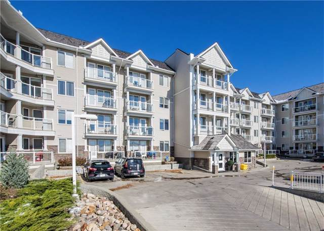 500 Rocky Vista Garden(S) NW #126, Calgary, AB T3G 0C3 (#C4272436) :: Redline Real Estate Group Inc