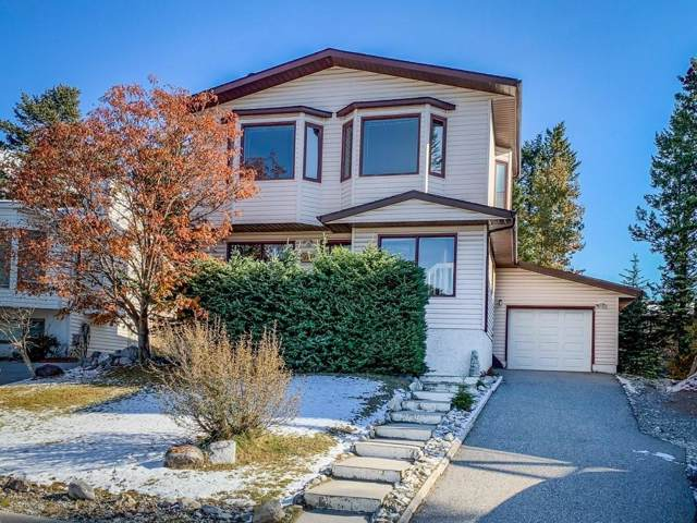 111 Settler Way, Canmore, AB T1W 1E4 (#C4272439) :: Redline Real Estate Group Inc
