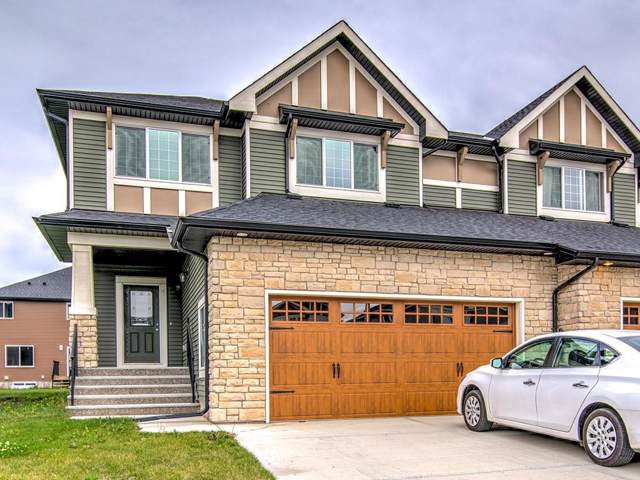614 Edgefield Gate, Strathmore, AB T1P 0E9 (#C4272463) :: Redline Real Estate Group Inc