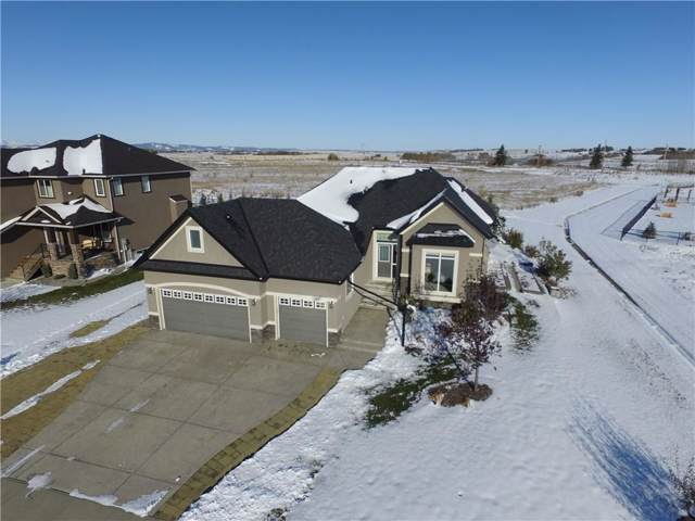 22 Monterra Way, Rural Rocky View County, AB  (#C4272483) :: Redline Real Estate Group Inc