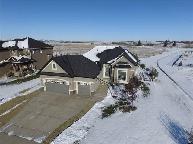 22 Monterra Way, Rural Rocky View County, AB  (#C4272483) :: Calgary Homefinders