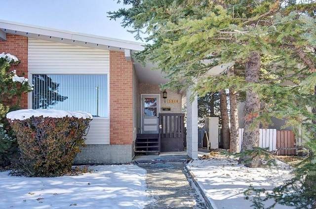5916 37 Street SW, Calgary, AB  (#C4272489) :: Virtu Real Estate