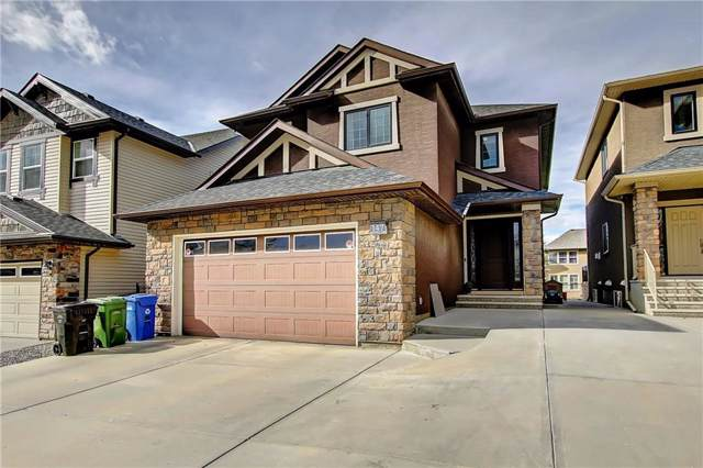 147 Panatella Cape NW, Calgary, AB T3K 0W3 (#C4272501) :: Redline Real Estate Group Inc