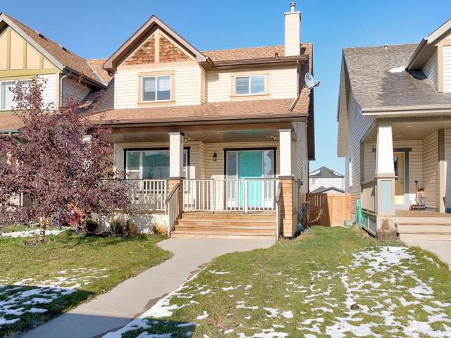 125 Copperstone Circle SE, Calgary, AB T2X 0G6 (#C4272503) :: Redline Real Estate Group Inc