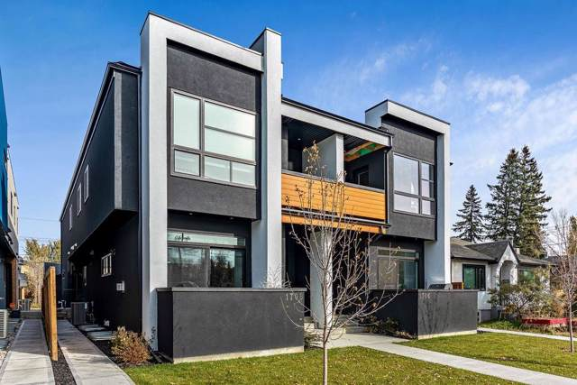 1708 Kensington Road NW #3, Calgary, AB T2N 3R3 (#C4272507) :: The Cliff Stevenson Group