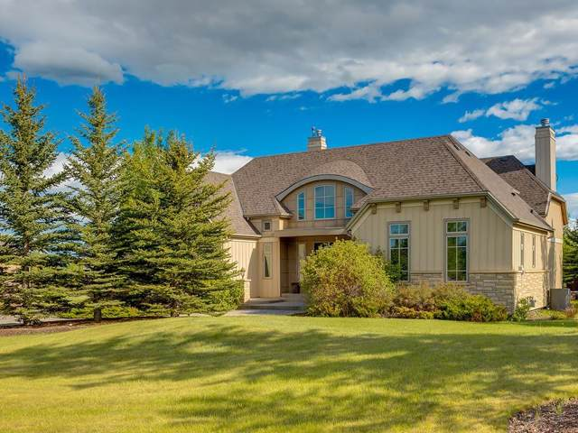 147 Aspen Green, Rural Rocky View County, AB T3Z 3B9 (#C4272515) :: Virtu Real Estate
