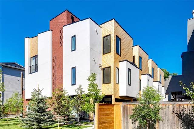 1818 5 Street SW #3, Calgary, AB T2S 2B1 (#C4272528) :: Calgary Homefinders
