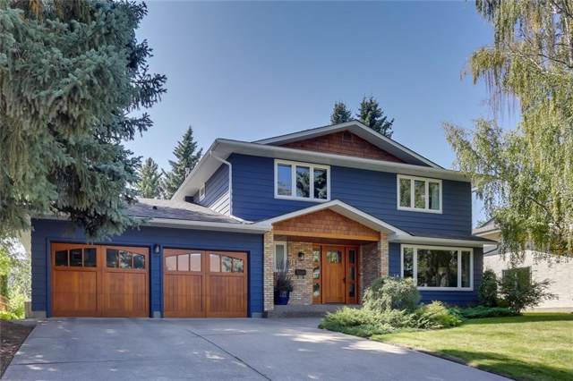 619 Wilderness Drive SE, Calgary, AB T2J 1Z4 (#C4272545) :: Redline Real Estate Group Inc