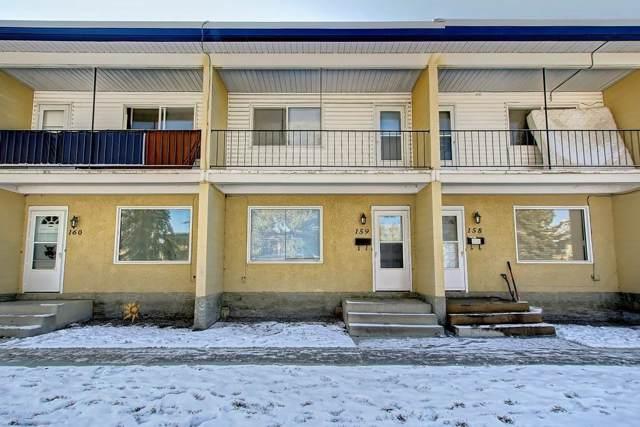 2211 19 Street NE #159, Calgary, AB T2E 4Y5 (#C4272552) :: Virtu Real Estate