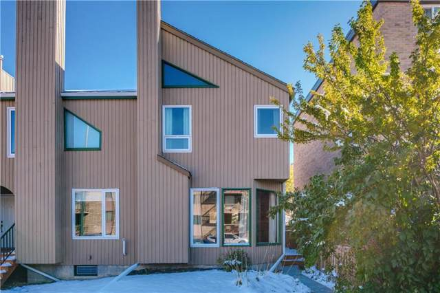 715 2 Avenue NW #4, Calgary, AB T2N 0E4 (#C4272559) :: The Cliff Stevenson Group