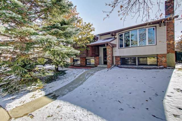 211 Templeview Way NE, Calgary, AB T1Y 3S4 (#C4272560) :: Redline Real Estate Group Inc
