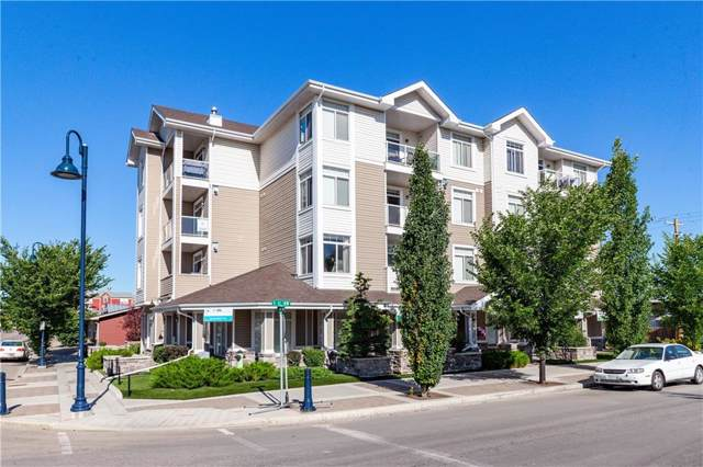 132 1 Avenue NW #202, Airdrie, AB T4B 3H4 (#C4272573) :: Redline Real Estate Group Inc