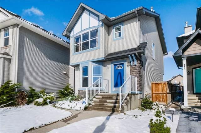 132 Cranberry Lane SE, Calgary, AB T3M 0L7 (#C4272581) :: Calgary Homefinders