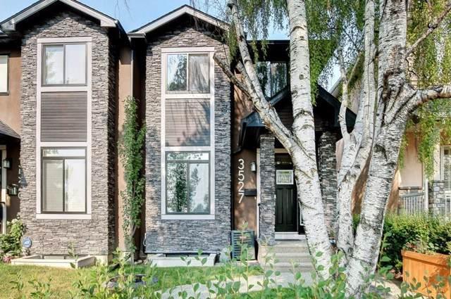3527 40 Street SW, Calgary, AB T3K 3K3 (#C4272584) :: Calgary Homefinders
