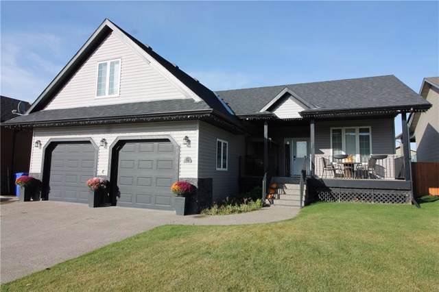6 Vera Close, Olds, AB T4H 0C3 (#C4272588) :: Redline Real Estate Group Inc