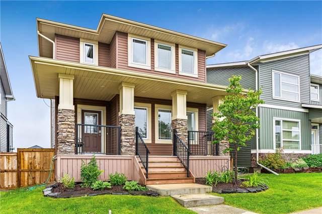 341 Silverado Way SW, Calgary, AB T2X 0H7 (#C4272592) :: Redline Real Estate Group Inc