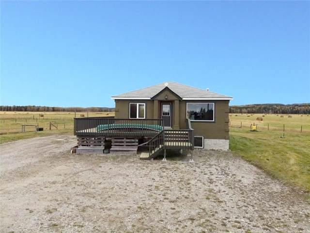 32516 Range Road 63, Rural Mountain View County, AB T0M 1X0 (#C4272596) :: The Cliff Stevenson Group
