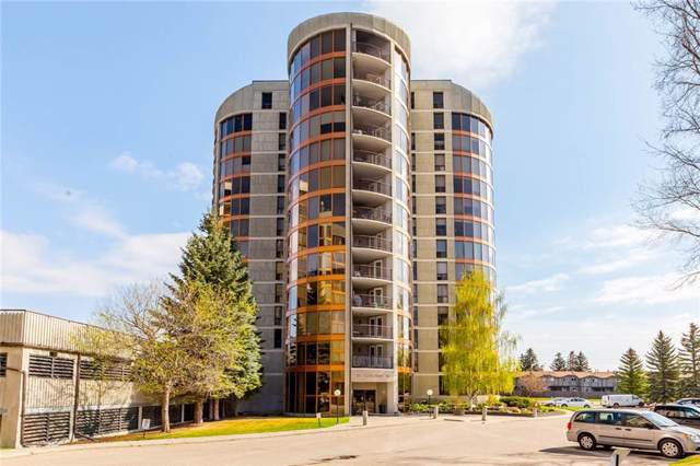20 Coachway Road SW #243, Calgary, AB T3H 1E6 (#C4272602) :: The Cliff Stevenson Group
