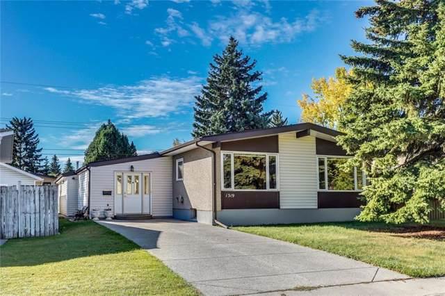 1319 105 Avenue SW, Calgary, AB T2W 0B5 (#C4272609) :: Calgary Homefinders