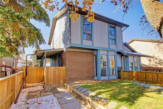 411 Templeview Drive NE, Calgary, AB T1Y 4L1 (#C4272614) :: Redline Real Estate Group Inc